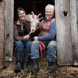 Suzanne Willow and Lanita Witt
